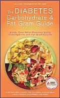 Diabetes Carbohydrate and Fat Gram Guide, Fourth Edition