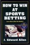 How to Win at Sports Betting: New Revised Edition