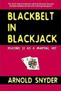 Blackbelt in Blackjack Playing 21 As A Martial Art