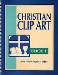 Christian Clip Art Book 1