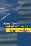 Space-Time Adaptive Processing for Radar
