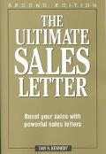 Ultimate Sales Letter Boost Your Sales With Powerful Sales Letters, Based on Madison Avenue ...
