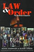 Law and Order: The Unofficial Companion - Kevin Courrier - Paperback - 1 ED
