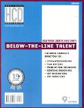 Hollywood Creative Directory's Below-The-Line Talent
