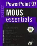 Powerpoint 97 Mous Essentials Exp.-w/cd
