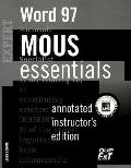 Mouse Essentials Word 97 Expert