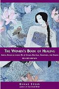 Women's Book of Healing Auras, Chakras, Laying on of Hands, Crystals, Gemstones, and Colors