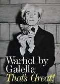 Warhol by Galella