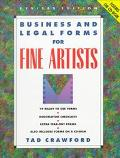 Business & Legal Forms for Fine Artists