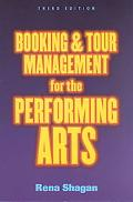 Booking & Tour Management for the Performing Arts