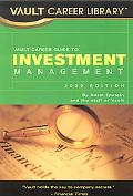 Vault Career Guide to Investment Management, 2nd Edition