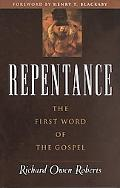 Repentance The First Word of the Gospel