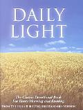 Daily Light on the Daily Path The Classic Devotional Book for Every Morning and Evening in t...