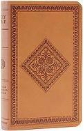 Holy Bible English Stanard Version, Trutone Tan Imitation Leather