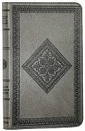 Holy Bible English Stanard Version, Trutone Gray Imitation Leather