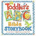 Toddler's ABC Bible Storybook