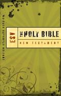 Holy Bible Outreach New Testament Edition