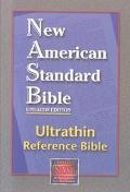 New American Standard Bible Ultrathin Reference : Bur, GL, Indx