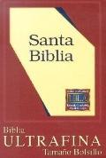 Biblia de Las Americas: Compact Bible