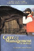 Care & Management of Horses
