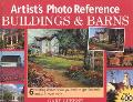 Artist's Photo Reference: Buildings and Barns - Gary Greene