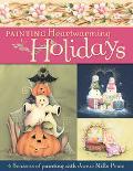 Painting Heartwarming Holidays 4 Seasons Of Painting