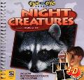 Night Creatures with Crayons - Andrea Holden-Boone - Paperback