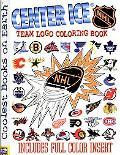 Center Ice: Team Logo Coloring Book