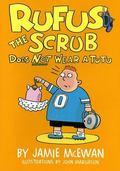 Rufus the Scrub Does Not Wear a Tutu