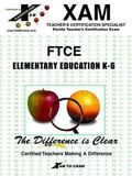 Ftce Elementary Education Competcies & Skills Teacher Certification Exam