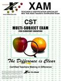 Cst Elementary Education Competencies and Skills Teacher Certification Exam