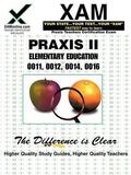 Praxis Elementary Education 20012 Teacher Certification Exam