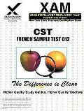 Nystce Cst French Sample Test 012