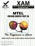 Mtel French Sample Test 26