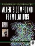 Allen's Compounded Formulations The Complete U.S. Pharmacist Collection