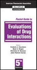 Pocket Guide to Evaluations of Drug Interactions