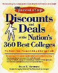 Discounts and Deals at the Nation's 360 Best Colleges The Parent's Soup Financial Aid and Co...