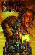 Endgame 1 Starring Witchblade & Lara Croft, Tomb Raider