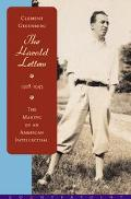 Harold Letters1928-1943 The Making of an American Intellectual