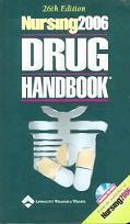 Nursing 06 Drug Handbook-w/cd