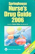 Springhouse Nurse's Drug Guide-w/cd