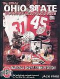Ohio State Football Encyclopedia National Championship Edition