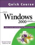 Quick Course in Windows 2000