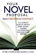 Your Novel Proposal From Creation to Contract