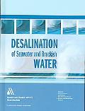 Desalination Of Seawater And Brackish Water