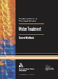 Water Treatment, Student Workbook Workbook