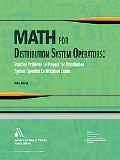 Math for Distribution System Operators