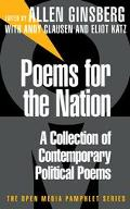 Poems for the Nation A Collection of Contemporary Political Poems