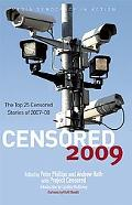 Censored 2009: The Top 25 Censored Stories of 2007-08