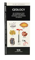 Geology An Introduction to Familiar Rocks, Minerals, Gemstones & Fossils